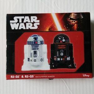 Other - Star Wars Salt snd Pepper Shakers R2-D2 & R2-Q5